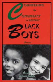 Cover of: Countering the conspiracy to destroy Black boys series