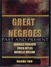 Cover of: Great negroes, past and present