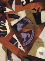 Cover of: Suzy Frelinghuysen & George L.K. Morris: American abstract artists, aspects of their work & collection
