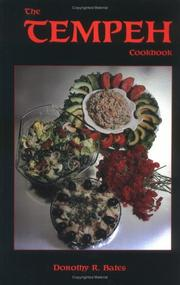 Cover of: The tempeh cookbook