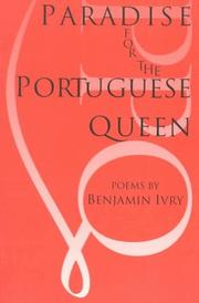 Cover of: Paradise for the Portuguese queen