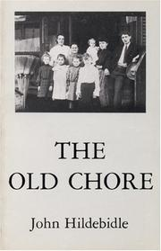 Cover of: The Old Chore