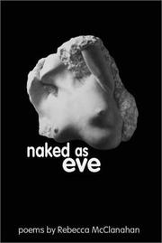 Cover of: Naked as Eve