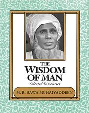 Cover of: The Wisdom of Man
