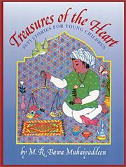 Cover of: Treasures of the Heart: Sufi Stories for Young Children