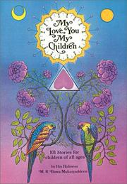 Cover of: My Love You, My Children: Stories for Children of All Ages