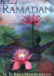 Cover of: The Fast of Ramadan
