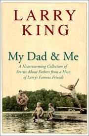 Cover of: My dad and me |