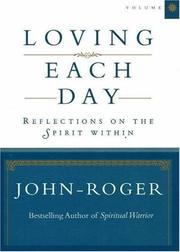Cover of: Loving Each Day | John-Roger