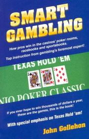 Cover of: Smart Gambling | John T. Gollehon