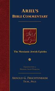 Cover of: The Messianic Jewish Epistles