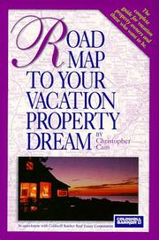 Cover of: Road map to your vacation property dream