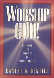 Cover of: Worship God!