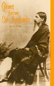 Cover of: Gems from Sri Aurobindo, 4th Series | Aurobindo Ghose