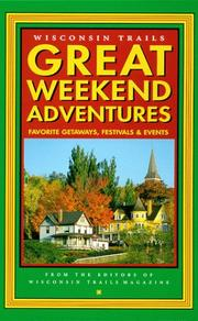 Cover of: Great weekend adventures |