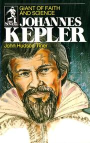 Cover of: Johannes Kepler, giant of faith and science