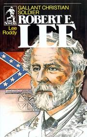 Cover of: Robert E. Lee, Christian general & gentleman