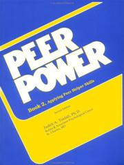 Cover of: Peer Power