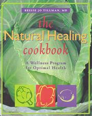 Cover of: The Natural Healing Cookbook