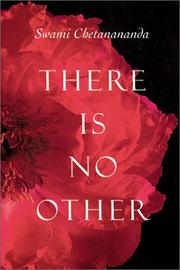 Cover of: There is no other
