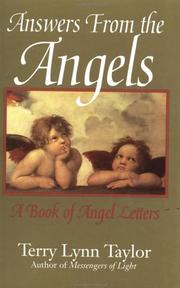 Cover of: Answers from the angels