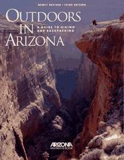 Cover of: Outdoors in Arizona | John Annerino