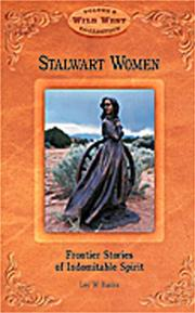 Cover of: Stalwart women