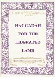 Cover of: Haggadah for the liberated lamb