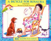 Cover of: A Bicycle for Rosaura | Daniel Barbot