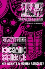Cover of: Practicing the Cosmic Science
