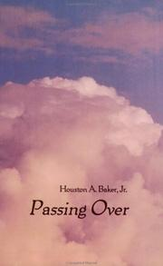 Cover of: Passing Over