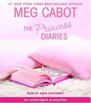 Cover of: The Princess Diaries, Volume I: The Princess Diaries