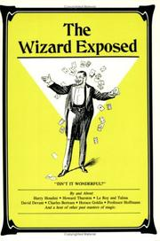 Cover of: The Wizard exposed |