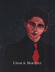 Cover of: César A. Martínez