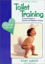 Toilet training by Vicki Lansky