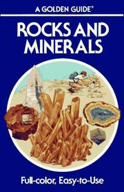 Cover of: Rocks and Minerals (Golden Guide) | Paul R. Shaffer
