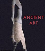 Cover of: Ancient art