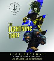 Cover of: The Lightning Thief: Percy Jackson and the Olympians: Book 1 (Percy Jackson and the Olympians)