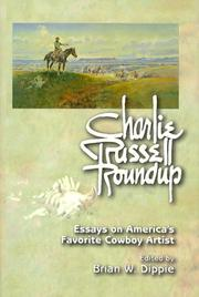 Cover of: Charlie Russell Roundup | Brian W. Dippie