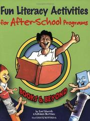 Cover of: Fun Literacy Activities for After-school Programs | Sue Edwards