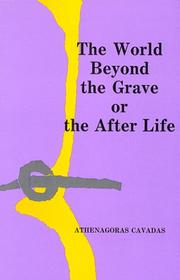 Cover of: The world beyond the grave