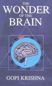 Cover of: The Wonder of the Brain
