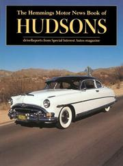 The Hemmings Motor News Book of Hudsons (Hemmings Motor News Collector-Car Books) by