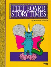 Cover of: Felt board story times