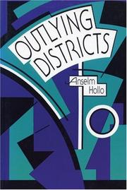 Cover of: Outlying Districts