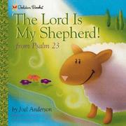 Cover of: The Lord is my shepherd!