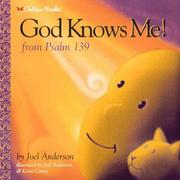 Cover of: God knows me!