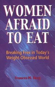 Cover of: Women Afraid to Eat | Frances M. Berg