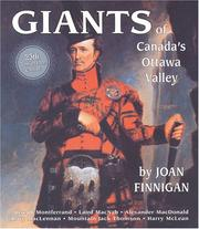 Cover of: Giants of Canada's Ottawa Valley