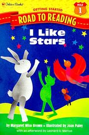 Cover of: I Like Stars (1998)